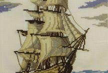 Plachetnice ,lodě
