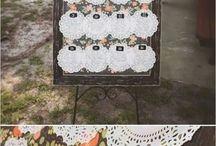 Wedding Seating Table