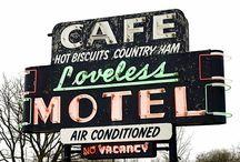 Nashville + some other areas -Eat-Shop-Visit