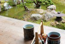 Japanese tea cerimony/party