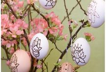 28 Easter Egg Design Decorations Ideas / Give surprises to your loved ones on this Easter day, awesome egg designs are ready in the store. This is a collection of Easter Egg Design Decorations Ideas that you can try this Easter time.