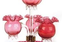 Antiek glaswerk / Alles van glas