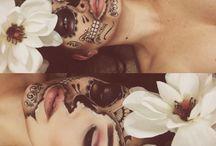 αποκριάτικο μακιγιαζ