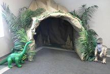 Decoración dinosaurios