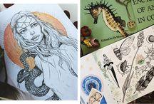sketch / art