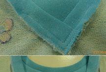 vychytávky šití