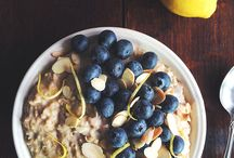 Addicted to all things porridge / a collection of porridge recipes