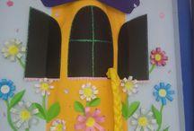 Theme: Teaching Fairytales, hooked on books and  Nursery Rhymes
