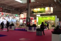 In Cosmetics 2015, Barcelona / Europes most important exhibition for cosmetic ingredients / by Orestis Craft Center