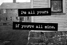 Cute love quotes and snippets