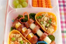 Lunchbox ideas / by Nicole Anderson