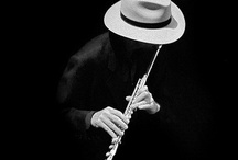 jazz  / documents pour un patchwork ,cadeau à faire pour un passionné de jazz...