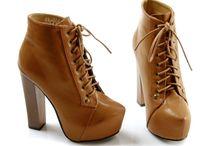 ulubiona część garderoby- buty