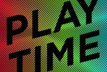 Playtime / À travers les regards d'une trentaine d'artistes, Playtime explore les questions sociales, économiques et esthétiques soulevées par le jeu vidéo.  Exposition du 20 décembre 2013 au 16 février 2014 - Les Champs Libres - Rennes