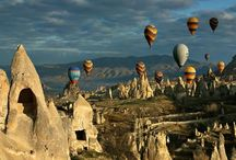 Travel to Cappadocia / Cappadocia is very interesting place. You should visit to Cappadocia.