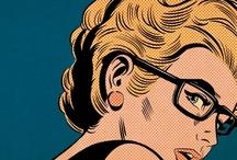 Comics & manga... / by Drake Dehlen