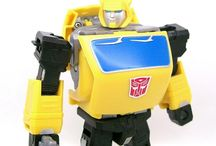 Transformers  / Transformers toys and action figures from the 80s right up until the present day.