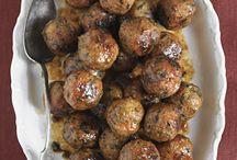 Food: Meatballs