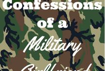 Authentic Milspouse / Posts and writings that speak from the heart covering the raw and real topics you want to know about military life.