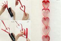 Valentine ideas for preschool & K