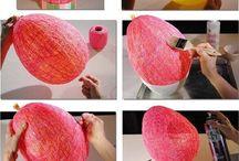 поделки с шариком