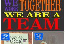 Team building / by Ashley B.