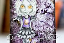 Halloween Fun / Lots of Halloween makes, inspiration and spookiness! / by Kim Dellow