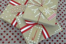 Paketteja ja kortteja