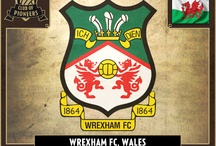 Wrexham FC - Pioneers of Wales  / Wrexham FC was founded in 1864, as new evidence shows and is the oldest football club in Wales.