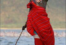 Африка Азия и прочие этносы