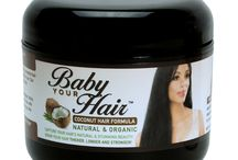Hair Growth Products / Hair Products from a System designed to grow Thicker, Longer, & Stronger Hair.