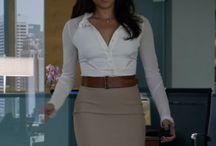 Miss Grisham style