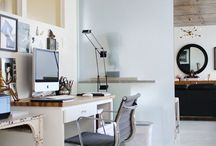 Office Space / Ideas for creating your perfect space from which to work and help your clients.