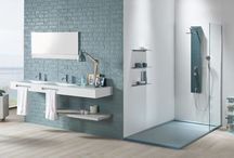 Acquabella / CONSTRUPLAS by means of the ACQUABELLA brand introduces an innovative and avant-gard decorative concept for your bathroom environment. This concept allows you to design your own unique bathroom environment by using elements from bespoke shower trays in different finishes and colors to wall panels, worktops and bespoke furniture.