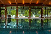 Woda w Manor House / Jednym z sekretów utrzymania pięknej i wygładzonej skóry jest stosowana w naszym hotelu ożywiona woda Grandera. Uzdatnianie wody metodą Grandera prowadzi do otrzymania wysokowartościowej wody, której właściwości, klarowność i smak zostają znacząco poprawione. To dzięki niej, kąpiele w pokojach, całej strefie SPA, basenie, jacuzzi stają się prawdziwą przyjemnością. Energetyczna woda Grandera harmonizuje cały organizm.