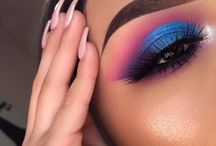 Pretty / makeup ideas, makeup, makeeupp, MAKEUP, i love makeup