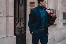 Hersbt/Winter Outfits / Outfitinspirationen für den modebewussten Mann für Herbst und Winter