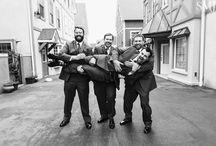 Wedding Groomsmen / Wedding groomsmen photographed by SMJ Photography. www.smjphotography.net