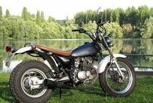 Suzuki van van / Moto