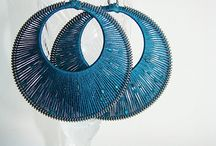 Threaded jewelry: ideas