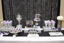 "Diamond 'Bling' Theme / Welcome to our board with tons of ideas for a Diamond ""Bling"" theme. View more inspiration, including nearly 100 Theme Ideas and Free Bar & Bat Mitzvah and Party Planning Tools at www.mazelmoments.com. Thank you and enjoy! / by Mazelmoments.com"