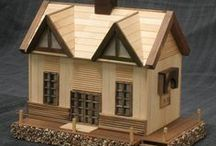 Sylvanian houses