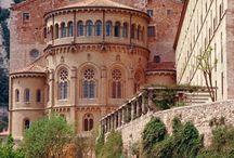 Mosteiros, Igrejas, Catedrais / Arquitetura religiosa