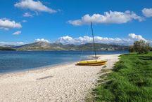 Λευκάδα / Λευκάδα, το νησί του Ιονίου με τις φημισμένες παραλίες και τα παραδοσιακά ορεινά χωριά.