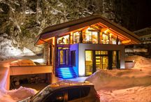 Chalet Chic / Beautiful chalets