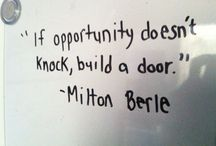 Door Quotes / An amazing smorgasbord of door quotes and quotes found on doors! / by MDL Doors