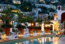 Tempting Travel Spots / unique hotels restaurants beaches and travel destinations
