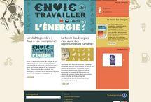 Nos projets / Les créations de l'agence Opteam Interactive au Havre