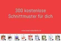300 Schnittmuster