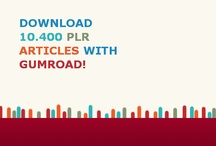 Free PLR Articles Samples / Free preview of PLR articles in various themes/niches